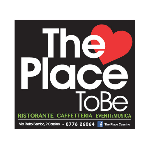 Logo The Place to be